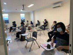 "Untag Surabaya Menjadi Tuan Rumah Agenda ""Examinitation for Japanese University"""