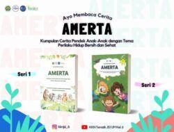 AMERTA: Wajah Baru Buku Cerita Anak