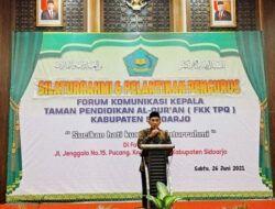 Pengurus FKK TPQ Sidoarjo Periode 2020-2025 Resmi Dilantik, Ketua Terpilih Rencana Dirikan TPQ Center
