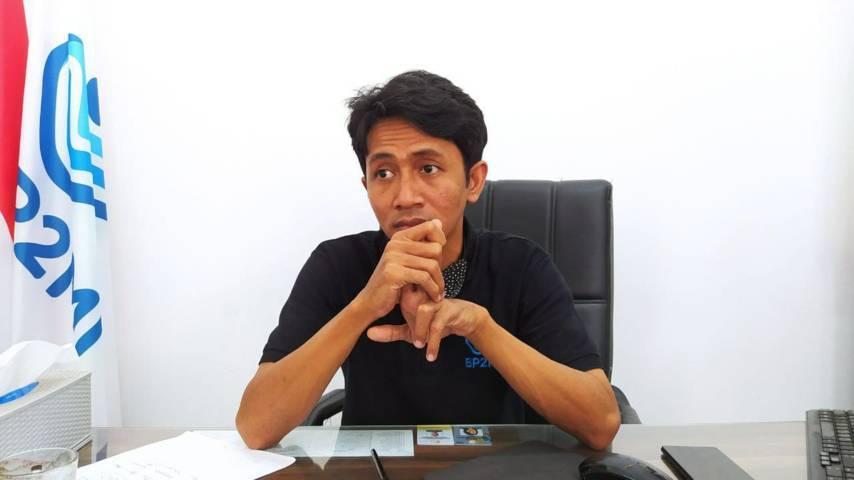 Kepala UPT BP2MI di Malang, M Kholid Habibi. (Foto: M Ulul Azmy/Tugu Malang/Tugu Jatim)