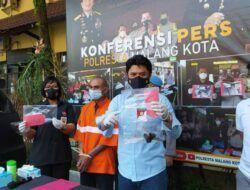 Pelaku Penusukan Mantan Istri di Malang Pernah Terjerat Kasus KDRT