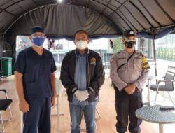 Gus Ali Sambang RS Darurat Lapangan Malang, Terungkap 80 Nakes Belum Gajian 4 Bulan