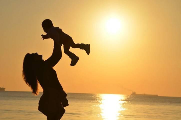 Ilustrasi ibu dan anaknya. (Foto: Pixabay) doa untuk anak