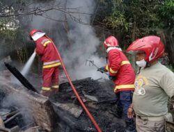 Rumah Lansia di Bojonegoro Ludes Dilalap Api karena Korslet, Rugi Rp 300 Juta