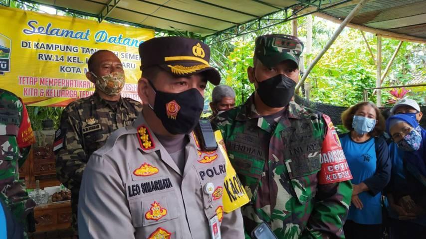 Kapolresta Malang Kota yang semula dijabat oleh Kombes Pol Leonardus Simarmata akan digantikan oleh AKBP Budi Hermanto. (Foto: Azmy/Tugu Jatim)