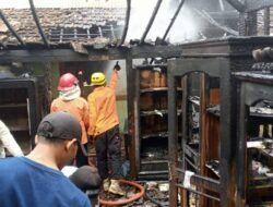 Terdengar Ledakan Keras, Rumah Warga Pucangan Tuban Ludes Terbakar hingga Rugi Rp 90 Juta