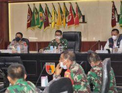 Kasus Covid-19 Bangkalan Semakin Serius, Forkopimda Jatim Gelar Rapat Koordinasi