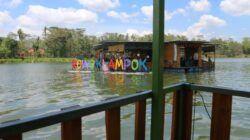 Cafe Apung Rowo Klampok Malang: Serunya Menikmati Kuliner Sembari Berwisata di Atas Air