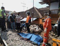 Belum Lama Jabat Ketua RT, Pria asal Kotalama Malang Tewas Ditabrak Kereta Api