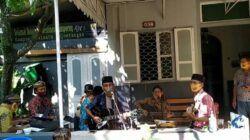 Suasana di Wisata Heritage Kajoetangan Kota Malang yang dibalut suasana Lebaran yang dikemas dalam event Riyayan Nang Kajoetangan. (Foto: Novia Anjaswari/Tugu Jatim)