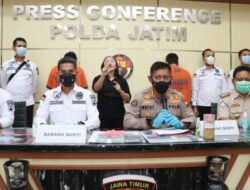 Polda Jatim Gagalkan Penyelundupan 30 Ribu Benih Lobster di Tulungagung