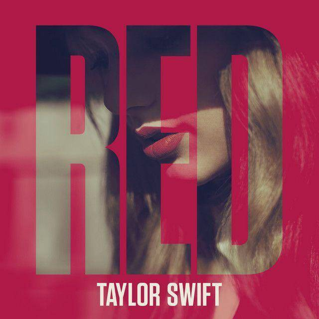 Album original RED dari Taylor Swift yang rilis pada tahun 2012 lalu. Dan akan dirilis ulang pada November tahun 2021 ini. (Foto: Taylor Swift)