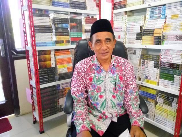 Moh. Saifulloh SPd Ketua FKKTPQ Kabupaten Sidoarjo dengan masa jabatan 2020-2025. (Foto: Reni Novitasari/Tugu Jatim)