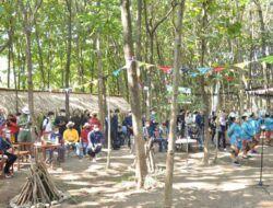 Wisata Sobo Brantas di Kota Batu, Serunya Suasana Destinasi Perkemahan di Tengah Perkotaan