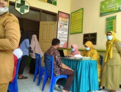 Jelang PTM Tahun Ajaran Baru, Vaksinasi untuk Guru di Tuban Terus Digenjot