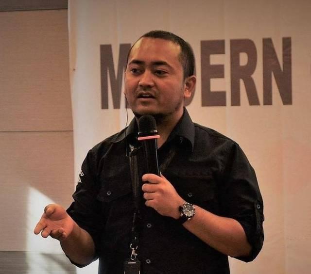 Founder Aplikasi Wasto, Alan Wahyu Hafiludin. (Foto: Dokumen)