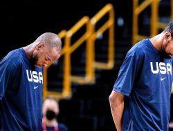 Tim Basket Prancis Hajar Amerika Serikat Dalam Pembukaan Olimpiade Tokyo 2021