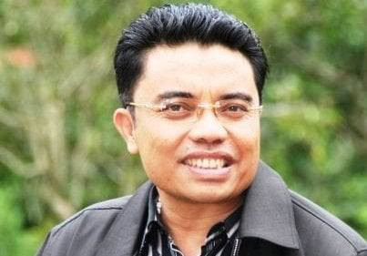 Mantan Ketua Gabungan Pelaksana Konstruksi Nasional IndonesiaKota Surabaya periode 2011-2016 Firdaus Hasan Basri. (Foto: Dokumen/Tugu Jatim)