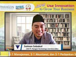CEO Paragon Salman Subakat: Perusahaan yang Langgeng, Biasanya Perusahaan yang Peduli Pendidikan