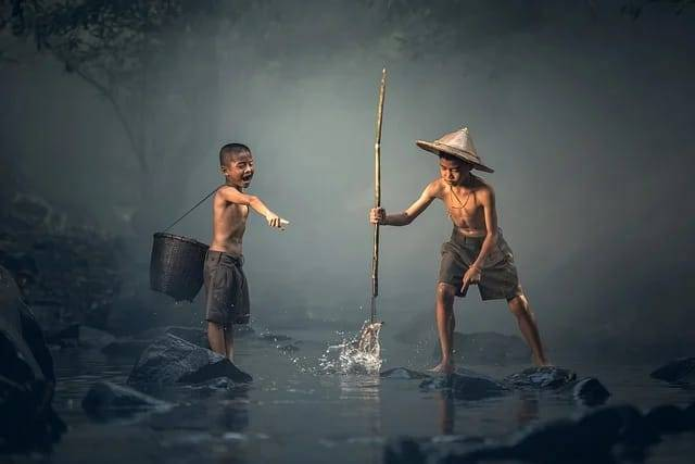 Ilustrasi anak-anak. (Foto: Pixabay/Tugu Jatim)