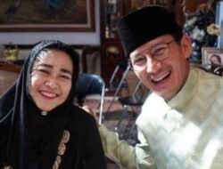 Rachmawati Soekarno Meninggal, Sandiaga Uno: Indonesia Kehilangan Sosok Putri Terbaik Bangsa