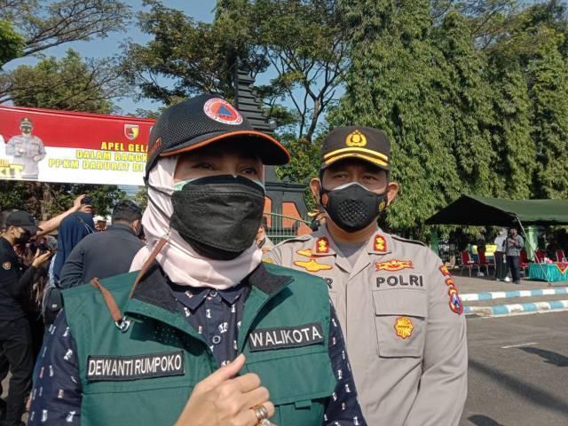 Wali Kota Batu Dewanti Rumpoko. (Foto: Sholeh/Tugu Jatim)