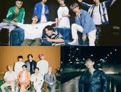Gaon Chart Rilis Penjualan Album dari Artis K-pop di Paro Pertama 2021