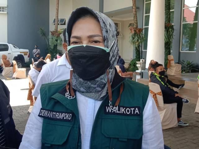 Wali Kota Batu Dewanti Rumpoko. (Foto: M. Sholeh/Tugu Jatim)