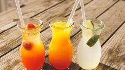 Ilustrasi minuman segar yang cocok dikonsumsi saat cuaca panas. (Foto: Pexels/Tugu Jatim)