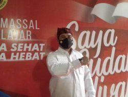 Pantau Vaksinasi Pelajar, Kabinda Jatim: Terima Kasih Bu Khofifah dan Pak Eri Cahyadi!