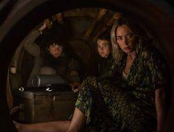 "Film ""A Quiet Place Part II"", Keluar dari Zona Nyaman Hidup Bersama Para Monster"
