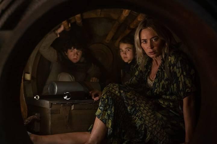 "Film ""A Quiet Place Part II"" rilis pada 26 Mei 2021 di Indonesia. (Foto: IMDB/Tugu Jatim)"