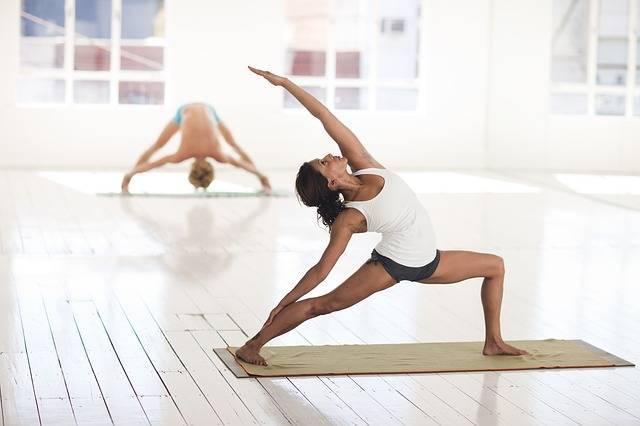 Ilustrasi olahraga yoga. (Foto: Pixabay/Tugu Jatim)