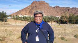 Erwin Kustiman, penulis. (Foto: Dokumen/Tugu Jatim)