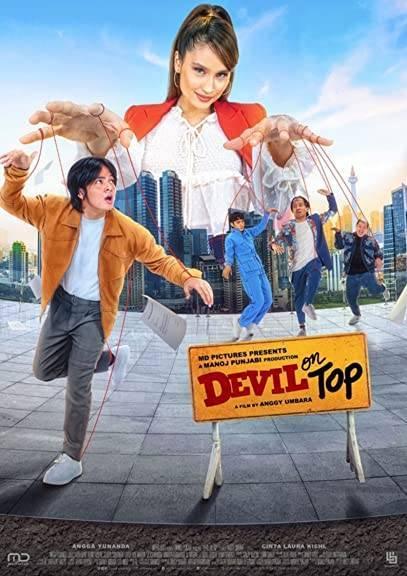 "Devil on Top"" yang rilis di Disney Hotstar pada 25 Juni 2021. (Foto: IMDB/Tugu Jatim)"