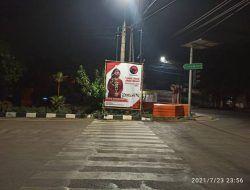 Fenomena Vandalisme Baliho Puan Maharani, Begini Pendapat Surveyor Senior Surabaya Ini…