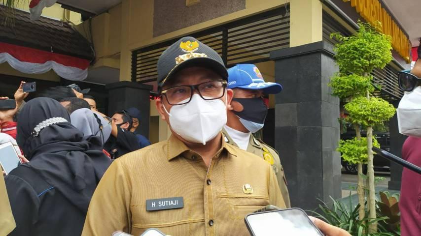 Wali Kota Malang Sutiaji. (Foto:Azmy/Tugu Jatim)
