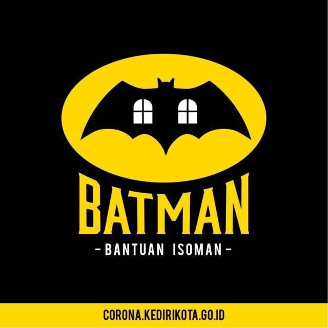 Wali Kota Kediri Abdullah Abu Bakar ajak masyarakat untuk gotong royong dalam gerakan Batman (Bantuan Isoman) demi meringankan beban warga yang isoman di Kota Kediri. (Foto: Dokumen/Tugu Jatim)