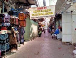 Pedagang Oleh-Oleh di Makam Sunan Bonang Tuban Makin Menjerit Akibat PPKM Darurat