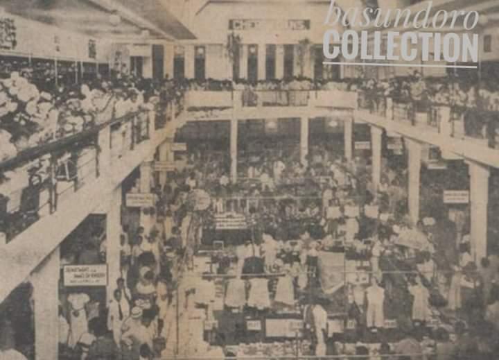 Toko Ciyoda bukanlah toko yang pernah menempati Gedung Siola. (Foto: Dok Prof Dr Purnawan Basundoro SS MHum/Tugu Jatim)