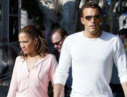 "Jennifer Lopez dan Ben Affleck, Bersyukur Atas ""Kesempatan Kedua"""