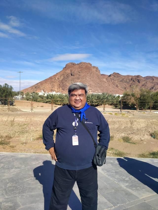 Erwin Kustiman, penulis. (Foto: Dokumen)