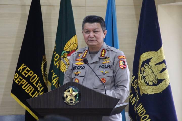 Kepala Lemdiklat Polri Komjen Pol Rycko Amelza Dahniel. (Foto: Dokumen)