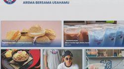 Tampilan website resmi Arema FC, aremafc.com yang sementara disulap menjadi gerai toko online untuk promosi produk UMKM warga Malang Raya. (Foto: Instagram/@aremafcofficial) tugu jatim