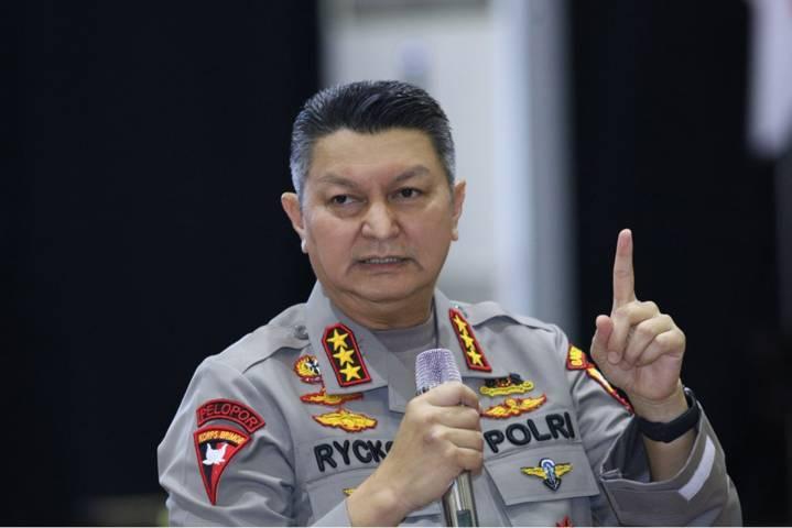 Kepala Lemdiklat Polri Komjen Pol Rycko Amelza Dahniel. (Foto: Dokumen) tugu jatim