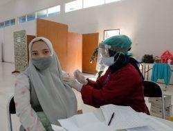 Lanud Abd Saleh Malang Salurkan 800 Dosis Vaksin Covid-19 untuk Masyarakat Umum