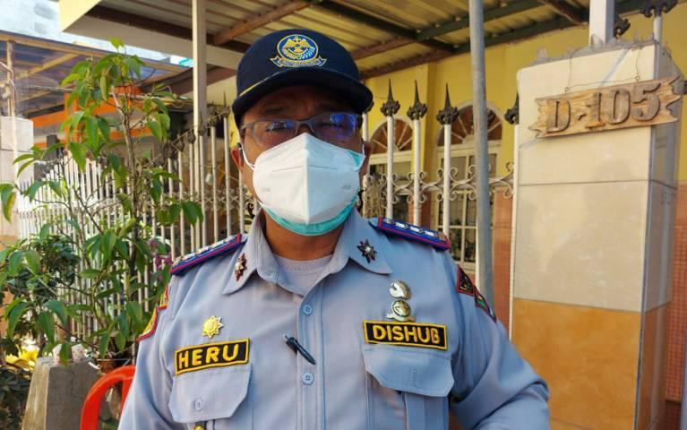 Kepala Dinas Perhubungan (Dishub) Kota Malang Heru Mulyono. (Foto:Azmy/Tugu Jatim)