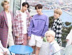 Kembali Pecah Rekor, BTS Duduki Posisi Pertama Billboard HOT 100 Selama 7 Minggu Berturut-turut