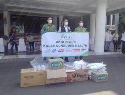 Wali Kota Surabaya Eri Cahyadi Terima Bantuan dari Berbagai Perusahaan untuk Bantu Warga Terdampak Covid-19