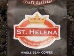 Kopi Saint Helena/ tugu jatim